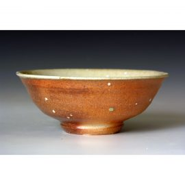 Wood fired bowl. (PR 307)