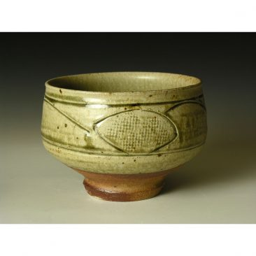 PR377   An ash glazed bowl.