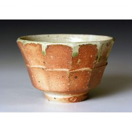 PR 383  A wood fired Chawan.