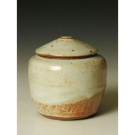 PR 393  A Lidded Jar.