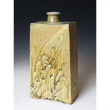 PR 394  Press moulded Bottle.