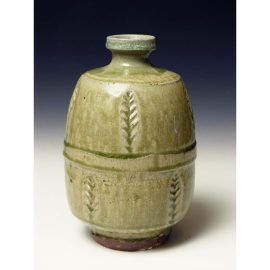 PR 399 Ash Glazed Bottle.